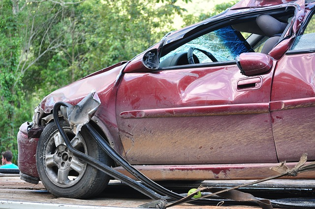 Texas Car Accident Whiplash