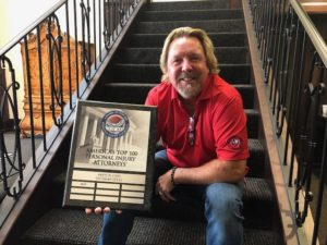 Brent W. Coon awarded America's Top 100 Personal Injury ...