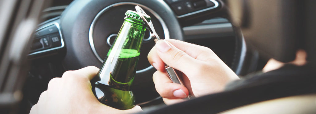 There are Close to 20 Drunk Driving Accidents Every Day in December