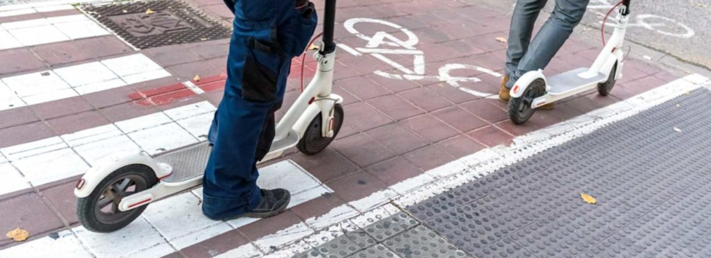 Electric Scooter Accidents